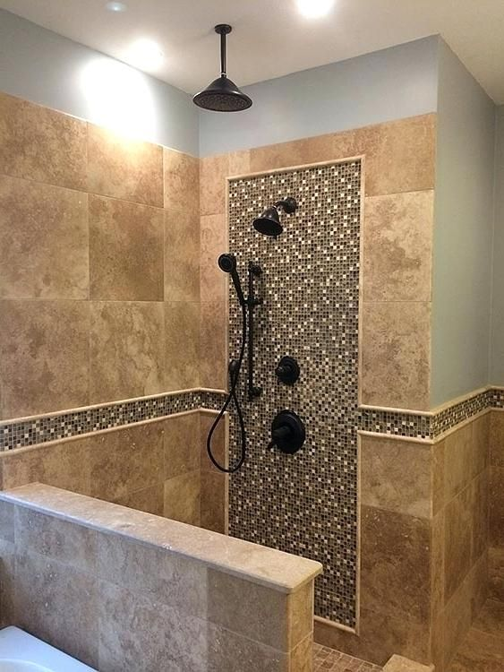 Image Result For Walk In Shower Ideas Nice Look Open Shower No
