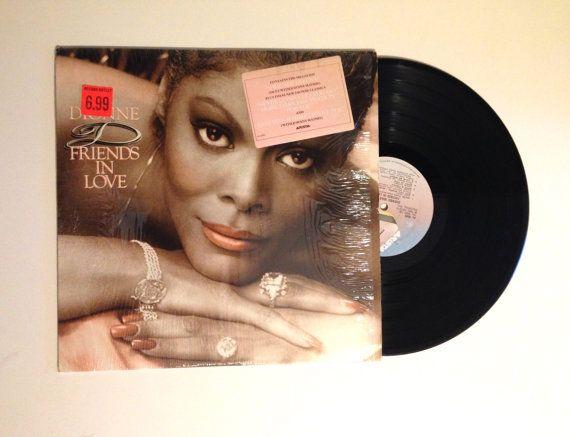 Dionne Warwick Friends In Love Label Arista Al 9585 Format Vinyl Lp Album Country Us Released 1982 Genre Funk Soul Pop Our Records Friends