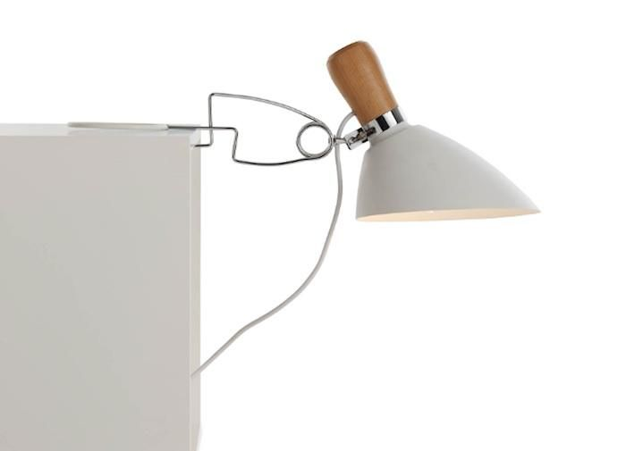 The Most Stylish Clip Lamp Ever Clip Lamp Lamp Cool Lamps