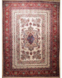 Persian Rectangular Area Rug 1769