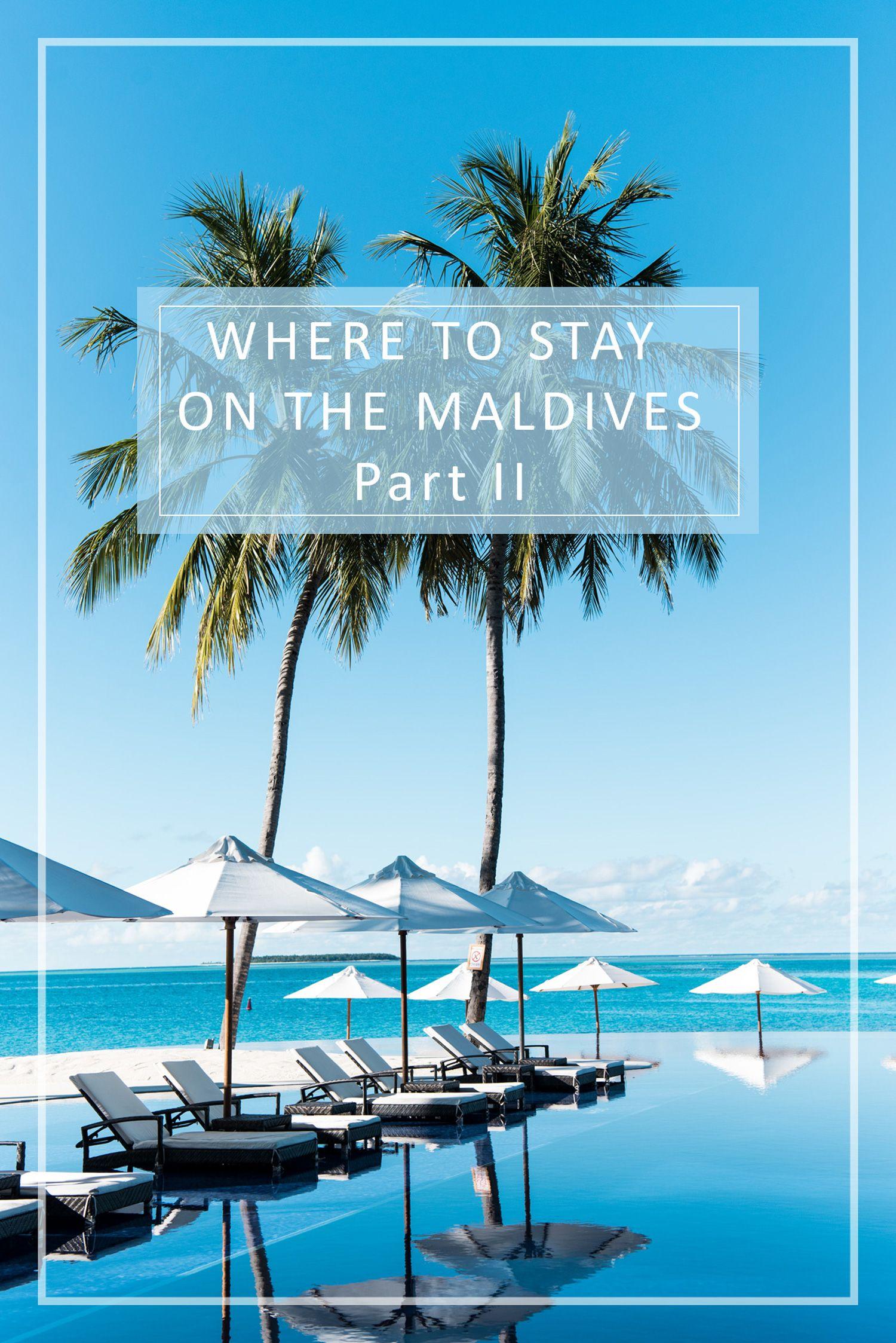 Malediven Travel Guide Conrad Hilton Malediven Hotel Review
