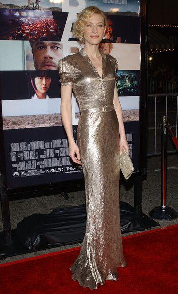 "Cate Blanchett - ""Babel"" LA Premiere"