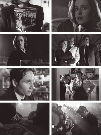Possibly My Favourite X Files Episode Ever The Post Modern Prometheus X Files Mulder Scully Mulder