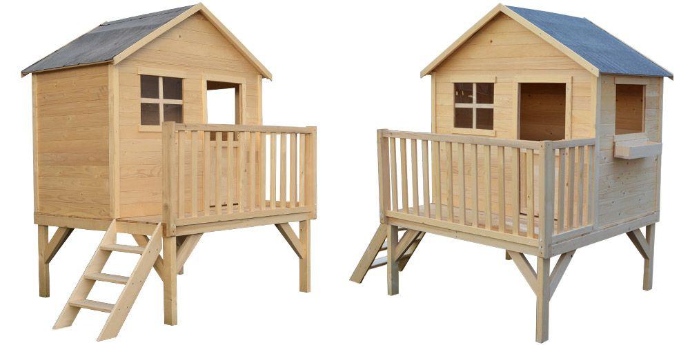 Maisonnette Nino en bois