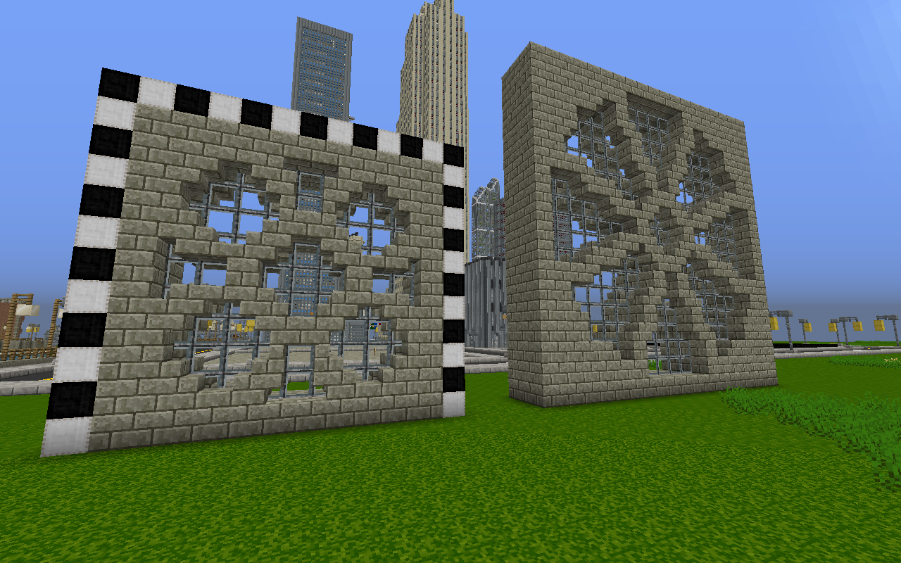 stained glass windows in minecraft - google search | minecraft