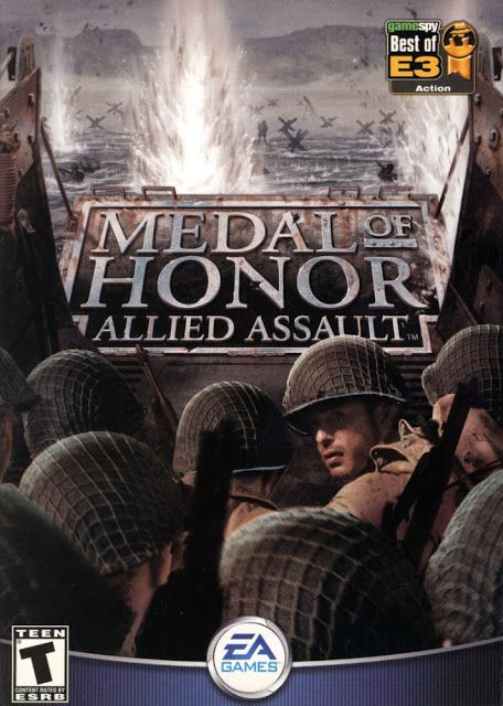 Medal Of Honor Allied Assault Full Pc Game Free Download With
