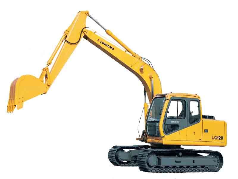 excavator (LG640,LG645,LG660,LG680,LG120,LG230) - China SDLG
