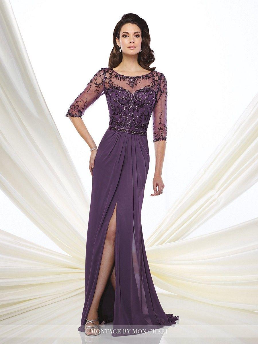 Montage By Mon Cheri 216963 Dress Madamebridal