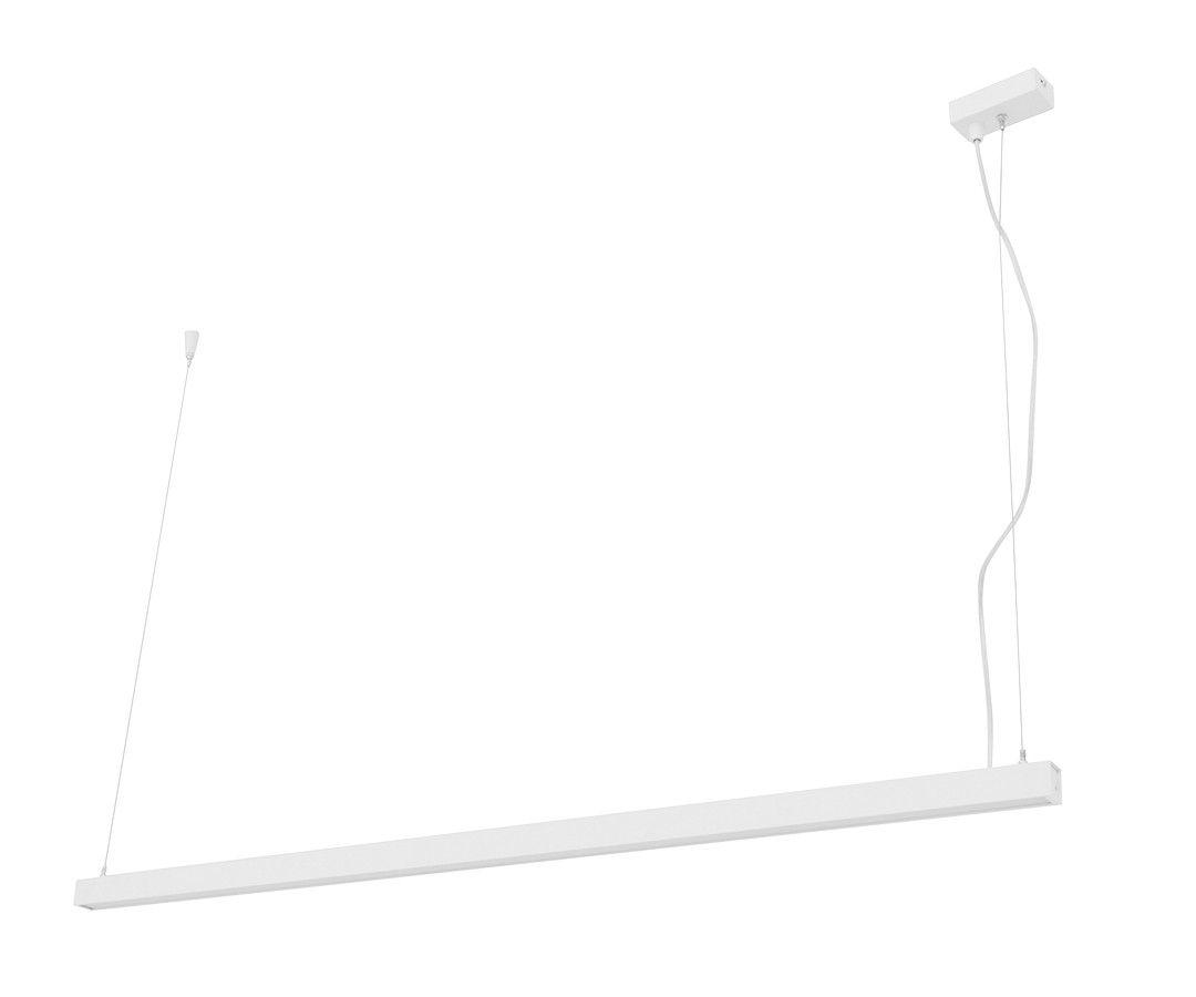 Ledlux Strix Led 1600 Lumen Dimmable Pendant In White White Pendant Light Renovation Living Room Lighting
