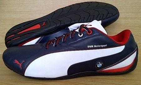 Kode Sepatu : Puma BMW Motorsport Navy