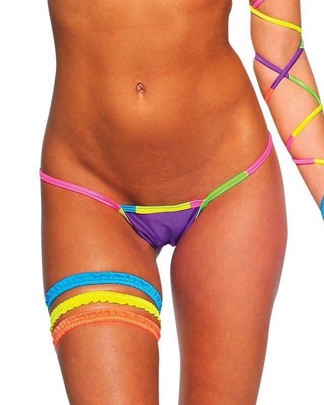 Carnival Twist Top And Confetti