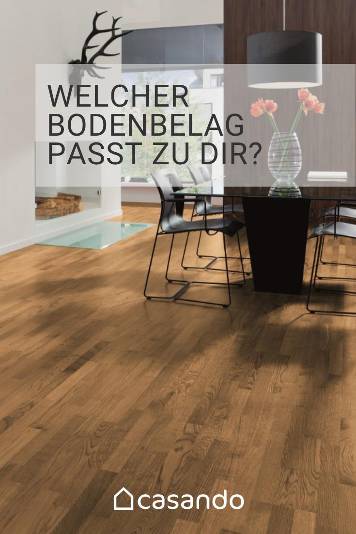 Welcher Boden Passt Zu Dir Casando Ratgeber In 2020 Bodenbelag Vinylboden Korkboden