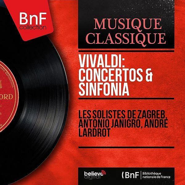 Vivaldi: Concertos & Sinfonia (Mono Version)-Les solistes de Zagreb-BNF Collection