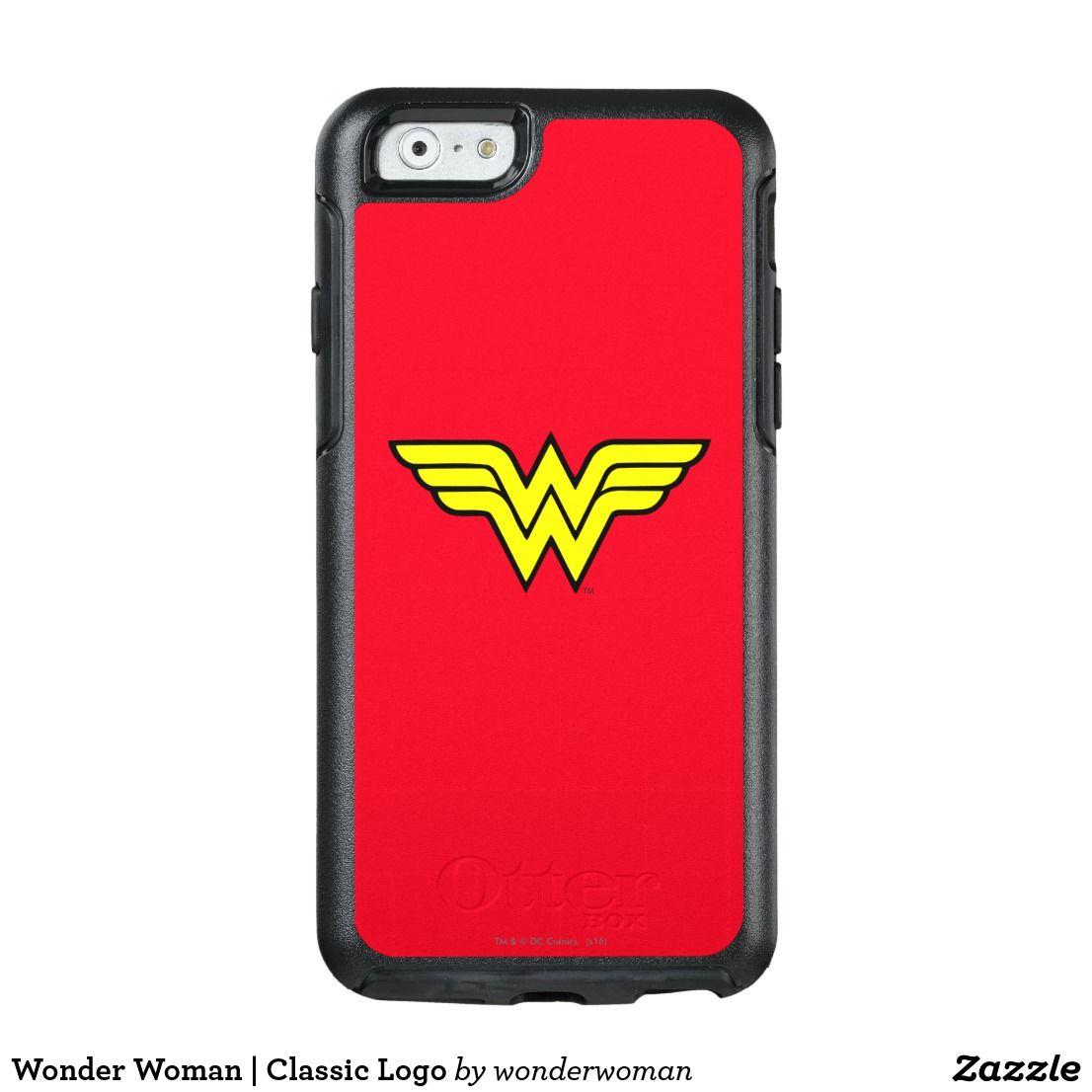 Pop Art Wonder Woman Design iphone case