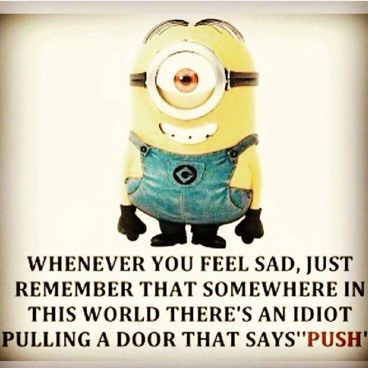 I Love Minions | Minions | Pinterest | Humor, Funny quotes ...