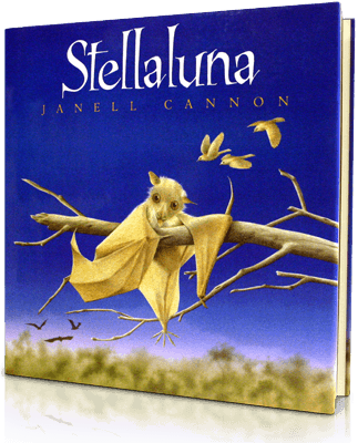Image result for stellaluna book cover