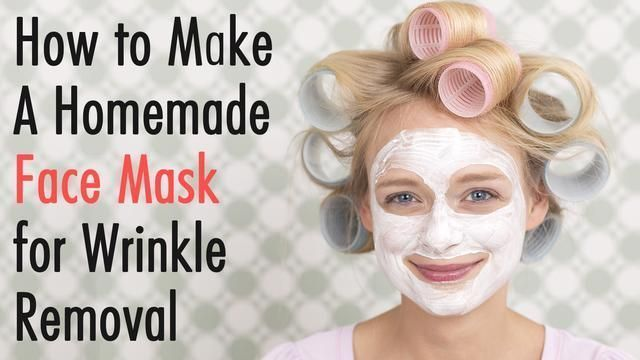How to Make A Homemade Face Mask for Wrinkle Removal