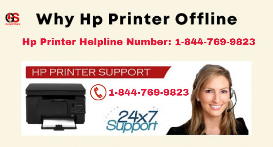1 888 358 6248 Why Hp Printer Offline Hp Printer Printer Fix You
