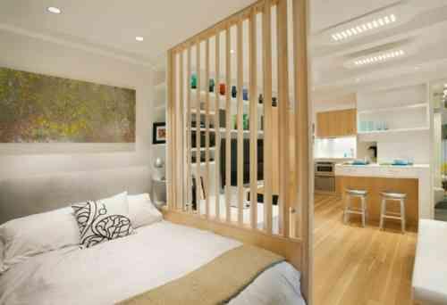 Aménagement intérieur de petit appartement en 31 photos Studio