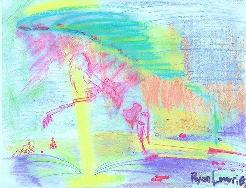 Bone Storm, an illustration by Ryan Lowrie
