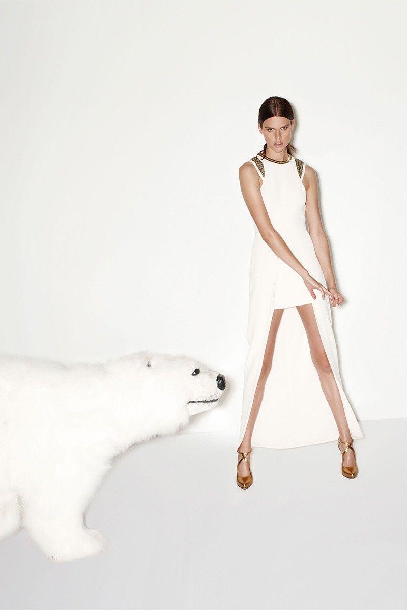 sass & bide | NIGHT AFTER NIGHT DRESS | KICKY SAINTS pre-fall 14 collection!