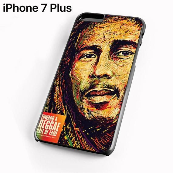 bob marley iphone 7 case
