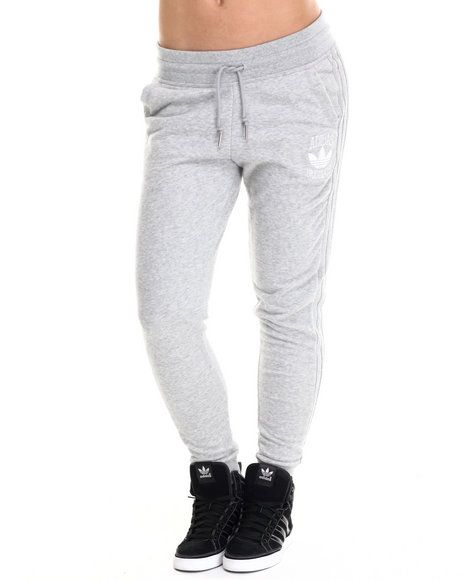 6be1d27a7725 Find Cuffed Slim Track Pant Sweatpants Women's Bottoms from Adidas ...