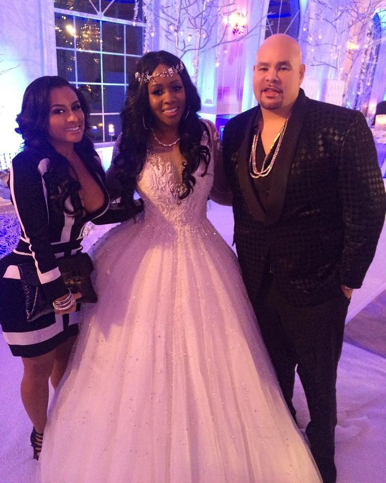 Remy Ma And Finance Papoose Remy Ma Hold Official Wedding Ceremony Houston Style Dream Wedding Dresses Bridesmaid Attire Wedding Dresses