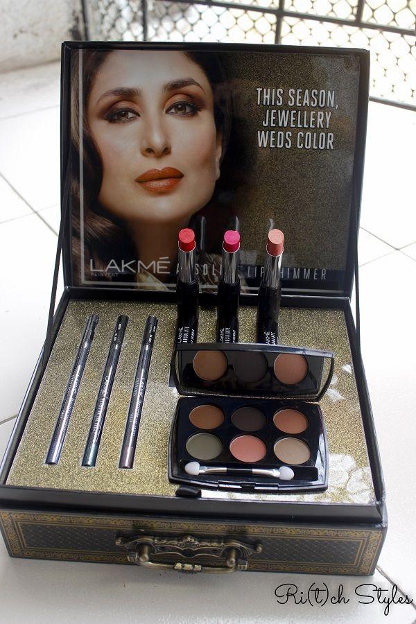 The new Lakmé Absolute Illuminate Makeup Range!