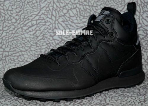 92f73765964ffa Nike-Internationalist-Utility-857937-001-Triple-Black-Mens-NEW-IN-BOX-Retro