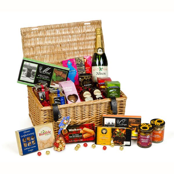 Gift Baskets and Food Gifts Xmas Hampers Bearing Gifts Christmas Hamper