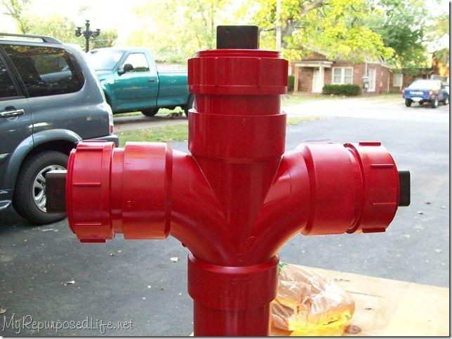 Diy Fire Hydrant Diy Dog Run Fire Hydrant Diy Dog Stuff