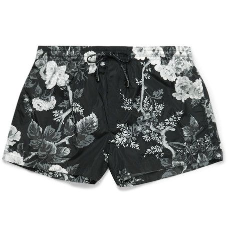 edc568495bb9c DOLCE   GABBANA Printed Short-Length Swim Shorts.  dolcegabbana  cloth   swimwear