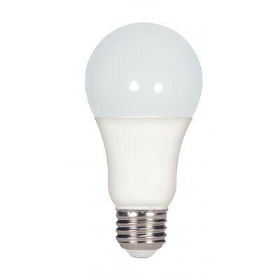 Satco 100 Watt Equivalent Frosted E26 Medium Standard Led Light Bulb Wayfair Dimmable Light Bulbs Light Bulb Led Light Bulb