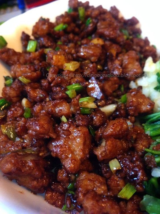Po Po's Recipe Minced Meat (Grandma's Recipe) 家乡风味 香炒肉碎 images
