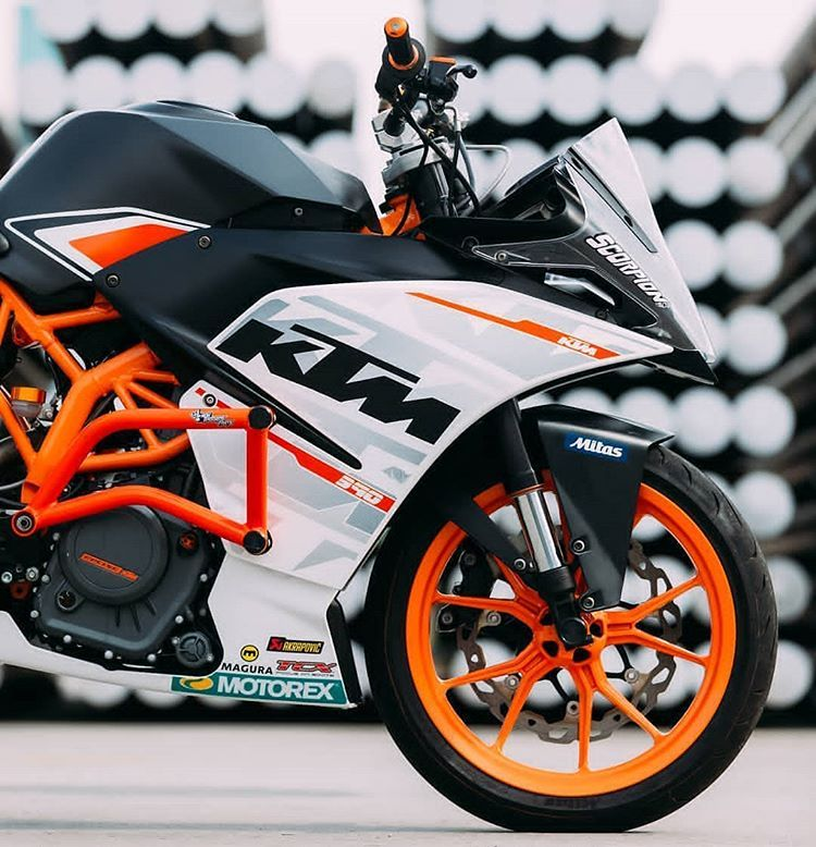 Ktm Ready To Race India On Instagram Massive Attitude