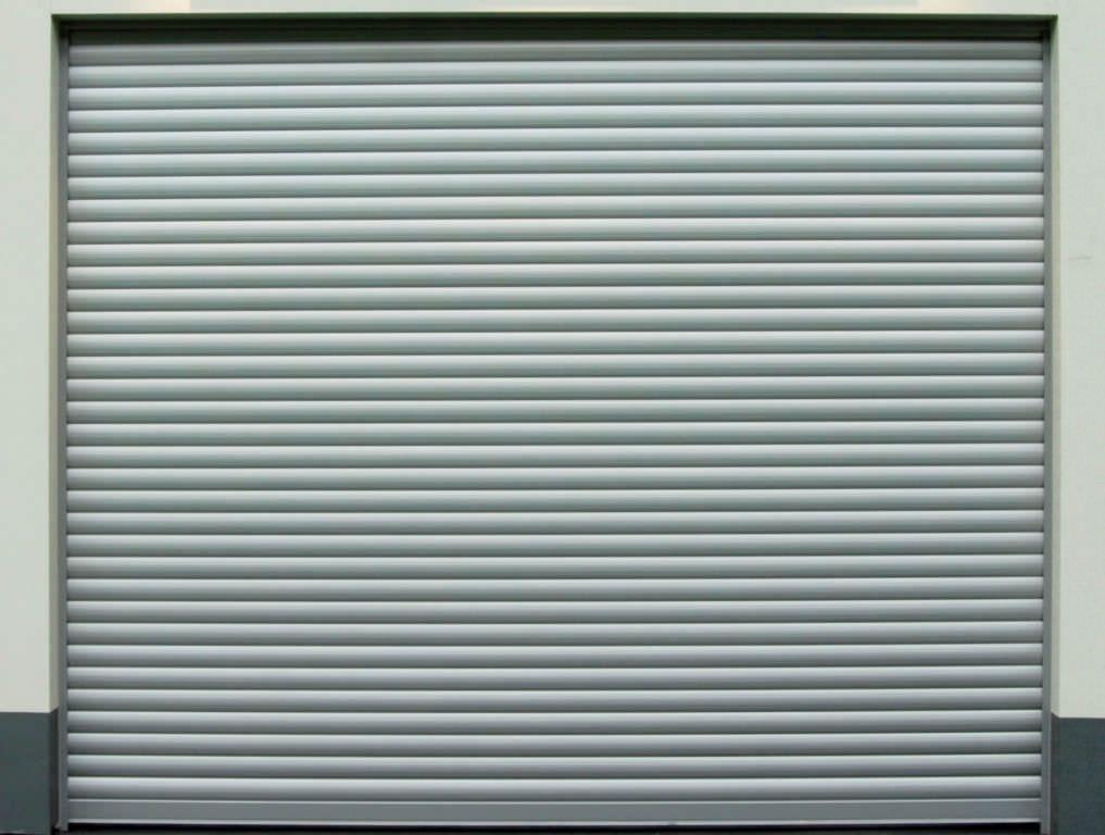 Roll Up Garage Doors Aluminum, Steel Roll Up Garage Doors