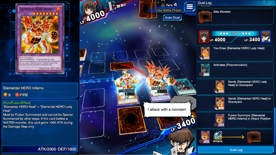 yu gi oh virtual battle 5.27