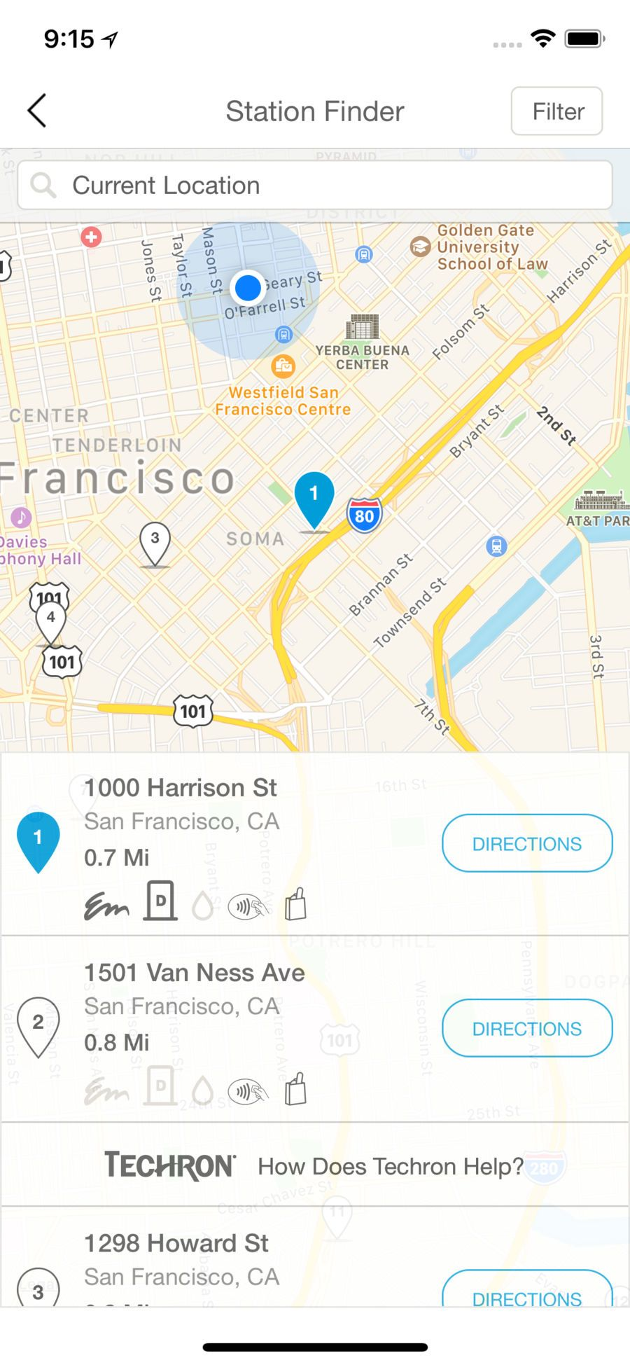 Chevron Station Finder #Travel#Navigation#apps#ios | top iphone game on