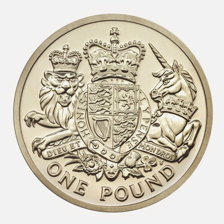 I Would Love To Have A 1 Pound Uk Coin Coins Amp Currency