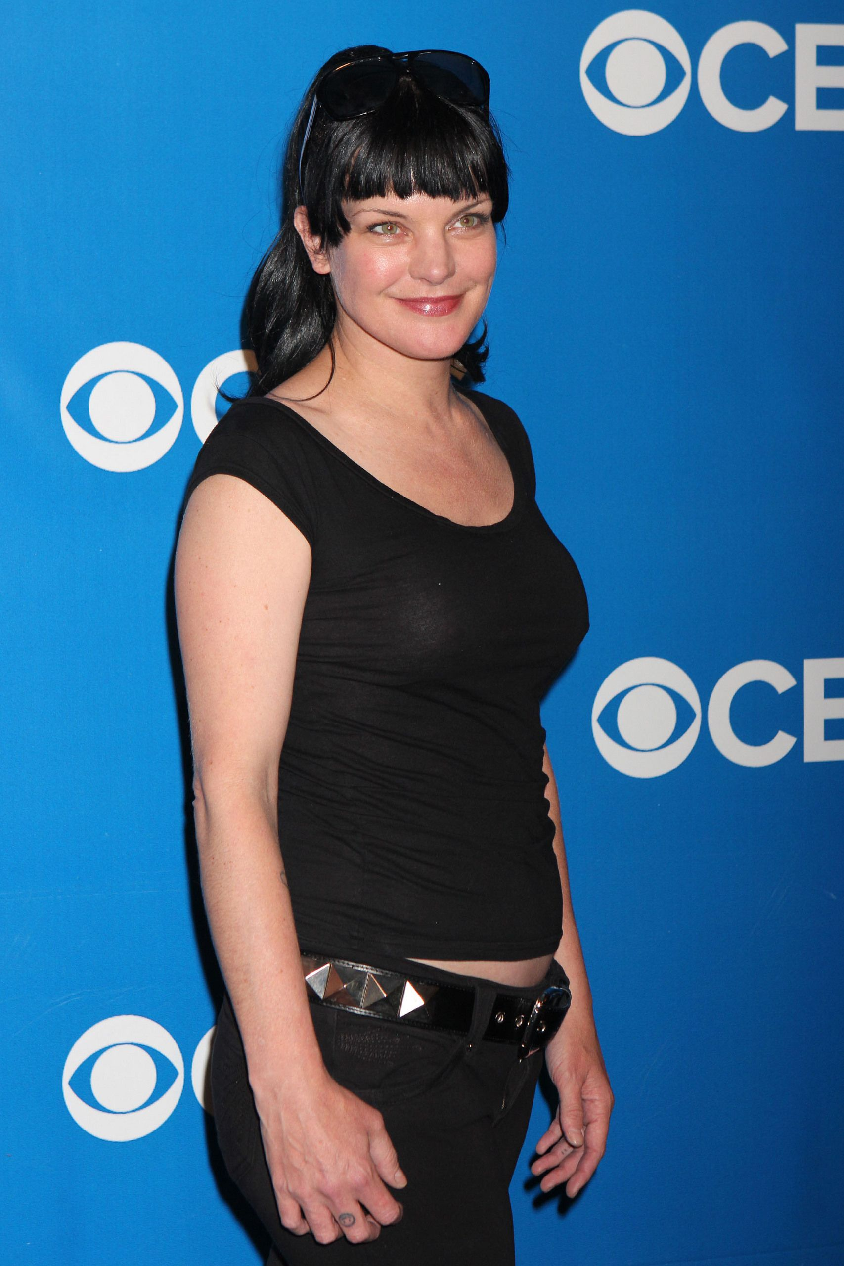 pauley perrette fire in your eyes