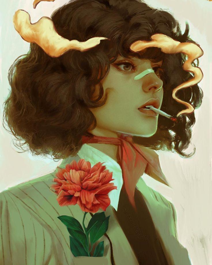 Illustration Art By Aykut Aydoğdu | Illustration | ARTWOONZ
