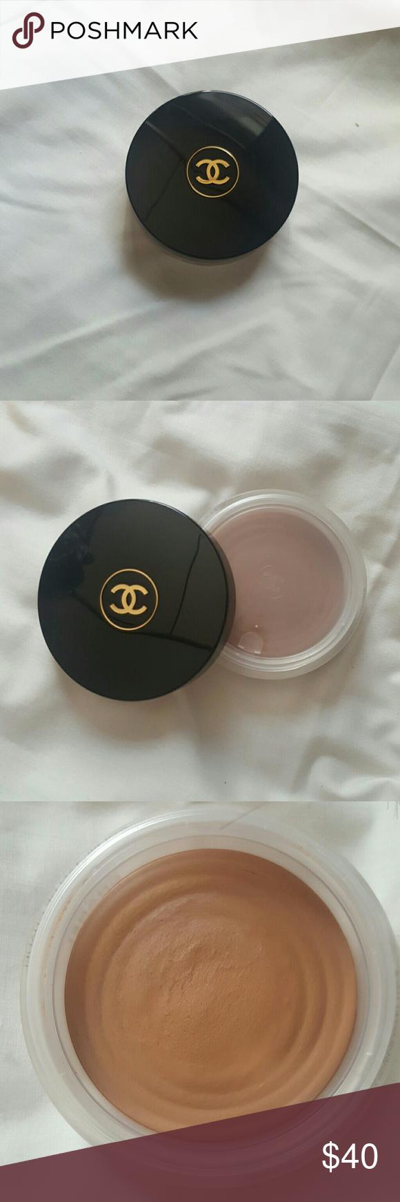 CHANEL SOLEIL TAN DE CHANEL BRONZING MAKEUP BASE Chanel