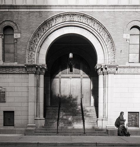 Doors to St. Mary's