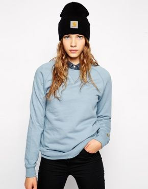 Beanies are an essential in the winter and I love a good Carhartt classic. http://asos.to/1ooizaZ