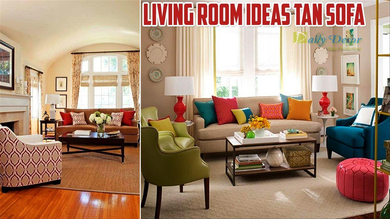 10 Amazing Tan Sofas In Living Room