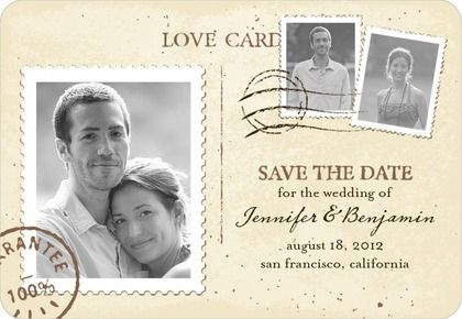 17 Best images about Wedding Save the Dates – Wedding Save the Date Templates Free