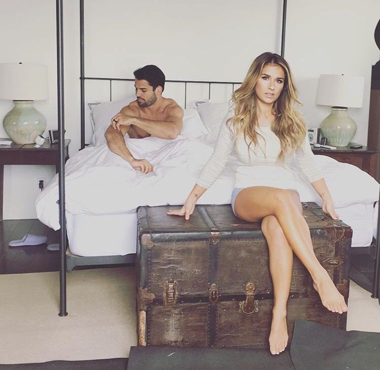 Jessie James Decker & Eric Decker | Jessie James Decker ...