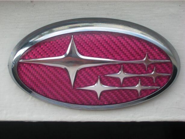 Custom Subaru Emblem I Cars Cars Subaru Cars Motorcycles