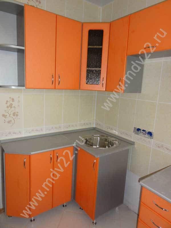 Кухни угловые в хрущевке цена изготовить кухонную мебель